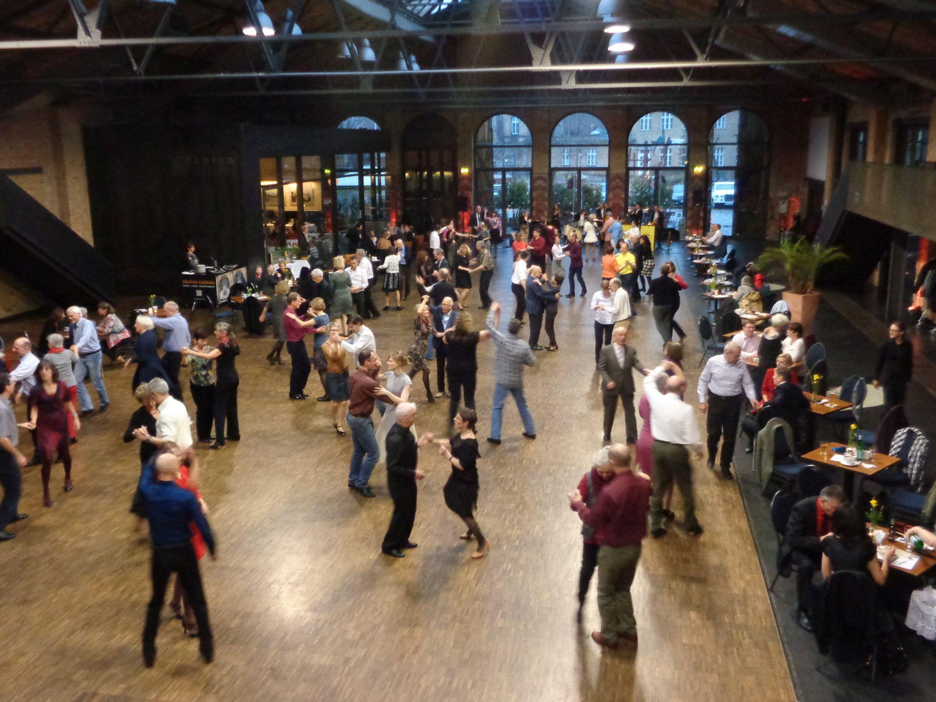 Tanzorchester Sanft Classic Remise Mail Februar 2016